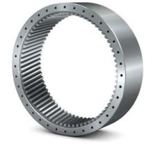 Anillo engranaje de gran diámetro para cajas de engranajes
