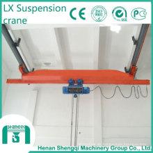 Lx Modelo Single Beam Puente colgante Grúa 2 Ton