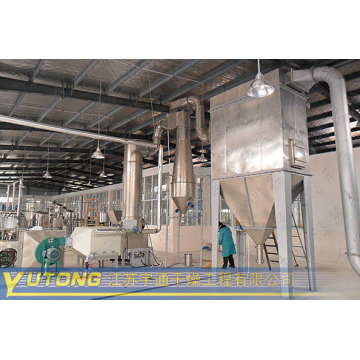 Flash Dryer for Zinc stearate