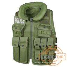 Polícia colete tático liberação rápida resposta rápida colete combate exército colete ISO e padrão do GV