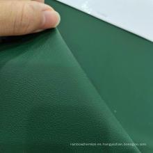 Cuero de PVC de lujo modesto de 0.6 mm