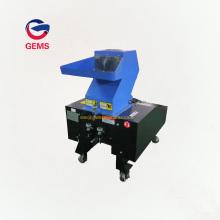 Trituradora de plástico de botellas de máquina trituradora de plástico de PVC