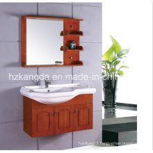 Solid Wood Bathroom Cabinet/ Solid Wood Bathroom Vanity (KD-421)