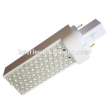 G24 2pin 4pin G24 E27 Holder Disponible led Pl Light