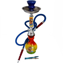 Factory Price Hookah for Smoking Coloured Glass Junior (ES-HK-061)