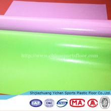 Revêtement UV imperméable d'intérieur Revêtement brillamment de plancher de PVC