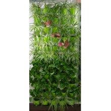 Planta de parede para parede de viver interior Vertical Jardim Parede verde
