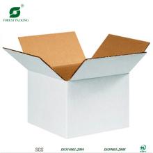 Benutzerdefinierte Drucken Großhandel weiße Kartons