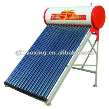 intergrate Vakuumröhre unter Druck Solarheizung Wasser