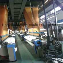 Double buse Electronic Jacquard Loom Air Jet Weaving Power Machine