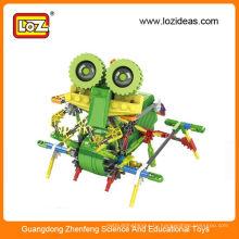 Мини-зеленые модели строительных блоков наборы DIY игрушки развивающие игрушки