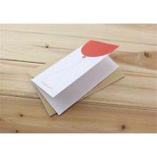 Benutzerdefinierte Grußkarte mit Umschlag Papier Einladung Karten drucken