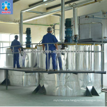 50TPD HOT selling in Malaysia palm oil refinery equipment