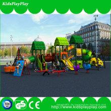 Neue Design Kinder kommerzielle Outdoor Spielplatz Ausrüstung