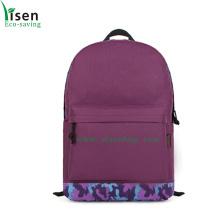 Moda do poliéster Laptop mochila, saco de escola (YSBP00-0160)