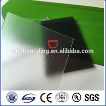 feuille givrée en polycarbonate / feuille givrée en polycarbonate