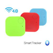 Mini inteligente sem fio Bluetooth 4.0 Anti-Lost Alarm Key Tracker