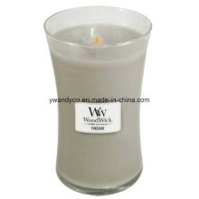 Romantic Scented Art Candles as Gift
