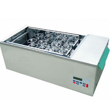 Лаборатория биологических столешницы инкубатор Встряхивания Инкубированы шейкер Водяная баня шейкер-инкубатор с 50mlx6