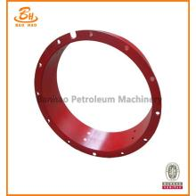 Oilfield Pneumatic Clutch Parts Of Rims Steel