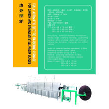 High Production Razor Blader Grinding and Processing Line