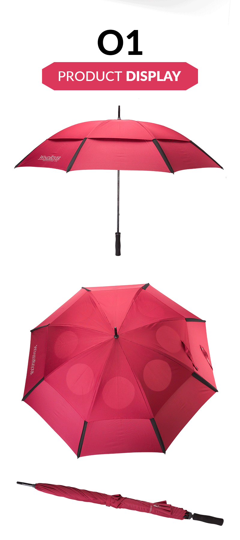golf umbrella on sale