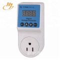 US Plug LCD Display 1800W-15A Voltage Protector