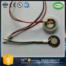 Atomizador ultrasónico de cerámica del diseño atractivo 25m m piezoeléctrico con el alambre (FBELE)