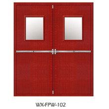Надежная противопожарная дверь (WX-FPW-102)