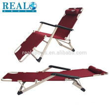 Cadeira de pátio de grande capacidade, com ajuste livre e descompressão