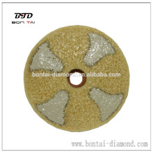 diamond fiber pad for floor,like marble ,granite,concrete