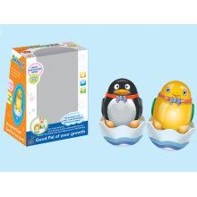 Divertido plástico roly-poly juguete