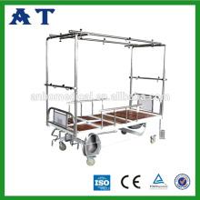 CE ISO Утвержденный ручной ортопедической регулируемый постельный режим