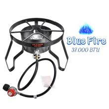 Camping Stove with Welded Frame