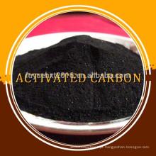 150-320 Carvão Baseado em Carvão Ativo em Carbono Ativado para Tratamento de Águas Residuais