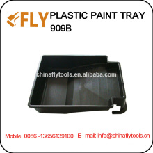 Black Plastic paint tray