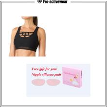 Schöne benutzerdefinierte Fitness High Stylish Professionelle Kleidung BH