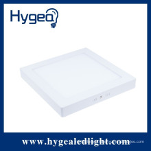 6W ultra thin Taiwan MW driver led panel light with surface mounted
