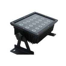Square Outdoor Wall Washer Lamp/Landscape Lighting
