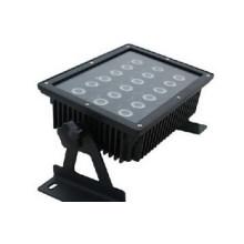 45W quadratische Wand-Unterlegscheiben-Lampe / LED-Landschaftslicht