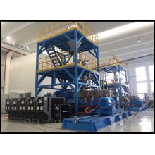 Rubber seals automatic making line