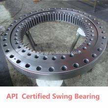 Fabricant de roulement d'anneau de pivotement de livraison rapide