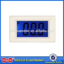 Medidor de panel digital PM86A con prueba de voltaje con medición de voltaje y corriente con 2 canales Simultaneou