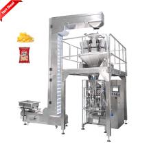 Vertikale automatische Snack-Kartoffelchips-Verpackungsmaschine
