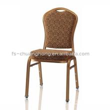 Cadeira de banquete de alumínio confortável (yc-zl07-16)