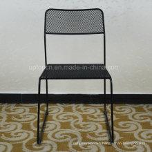 Leisure Black Wire Metal Restaurant Furniture Chair (SP-MC062)