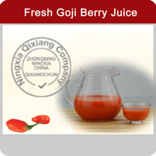 100% Fresh Goji berry Juice Concentrate