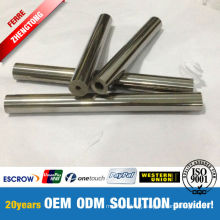 YG6 YG8 YG10 Tungsten Carbide Rods with Hole