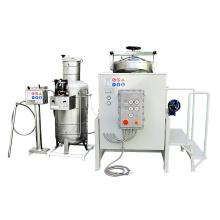 Solvent Recovery Machine for the Yacht