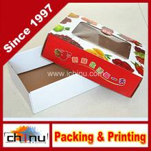 Caixa de presente de papel, caixa de embalagem